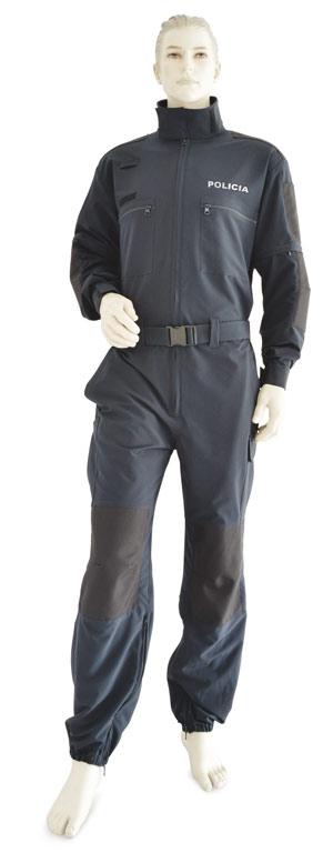Uniforme policia